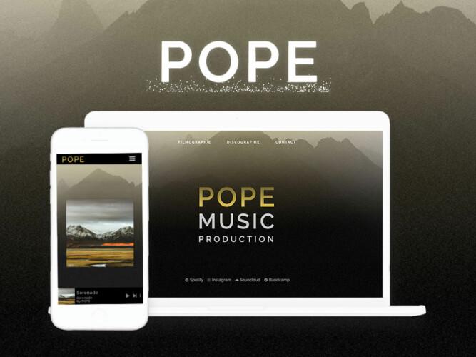 portfolio creation site internet nantes
